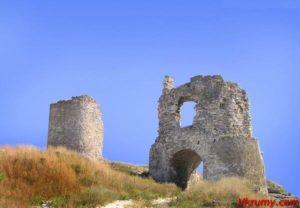 Крепость в Инкермане