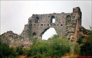 Развалины Мангупа