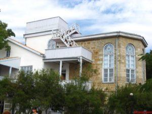 Музей Волошина в Коктебеле