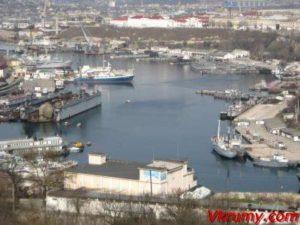 база ВМФ в Севастополе
